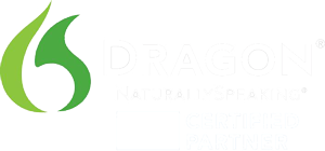 Dragon NaturallySpeaking Certified Partner
