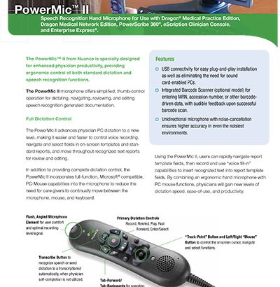 Dragon-Medical-Practice-Edition-PowerMic-II-Spec-Sheet-01-1